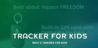 Best 5 Tracker For Kids