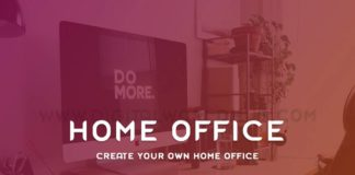 Create Your Own Home Office