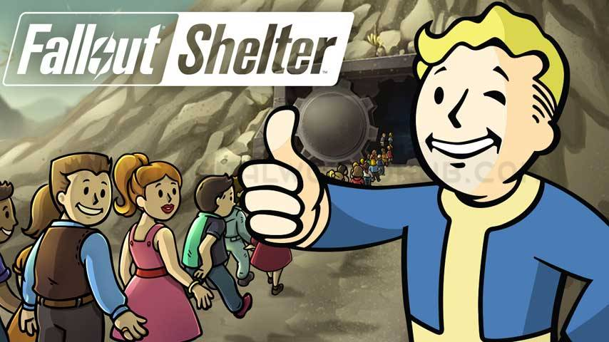 Fallout Shelter DWH 1