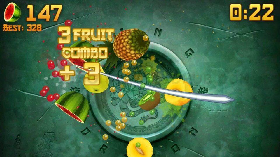 Fruit Ninja DWH
