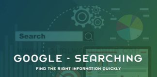 Google Find The Right Information Quickly
