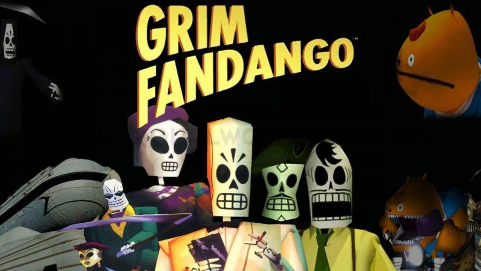 Grim Fandango Remastered DWH