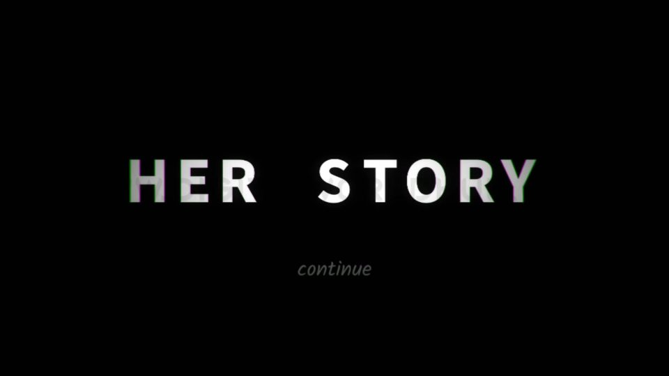 Her story DWH