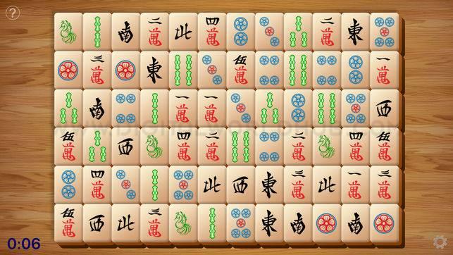 Microsoft Mahjong DWH 1