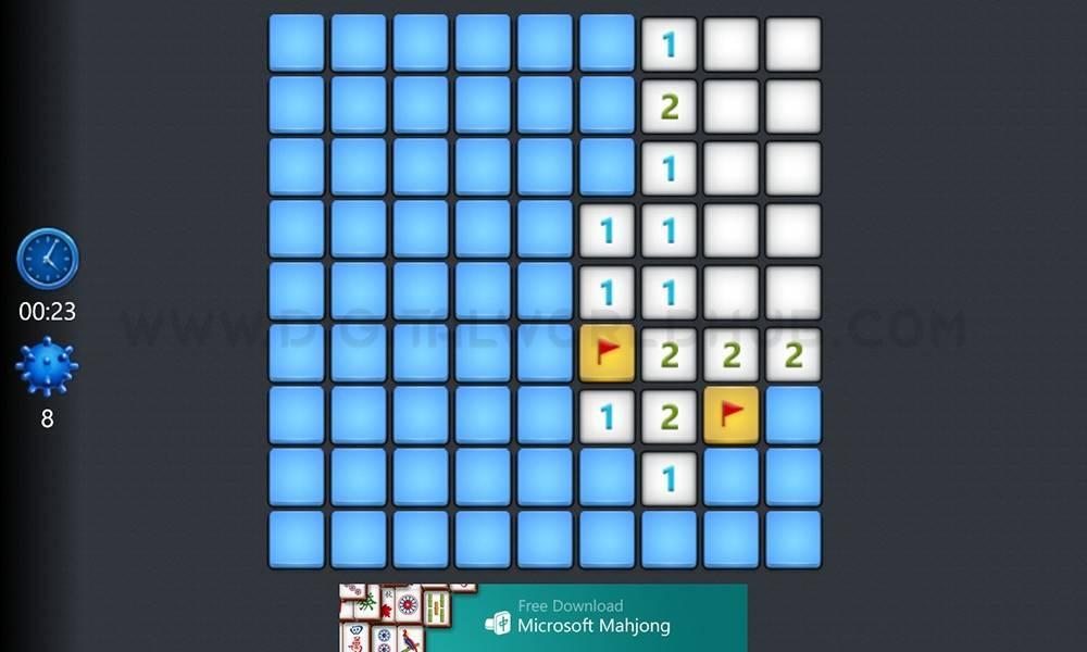 Microsoft Minesweeper DWH