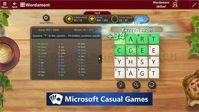 Microsoft Ultimate Word Games DWH 1