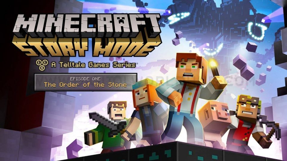 Minecraft Story Mode A Telltale Games Series DWH
