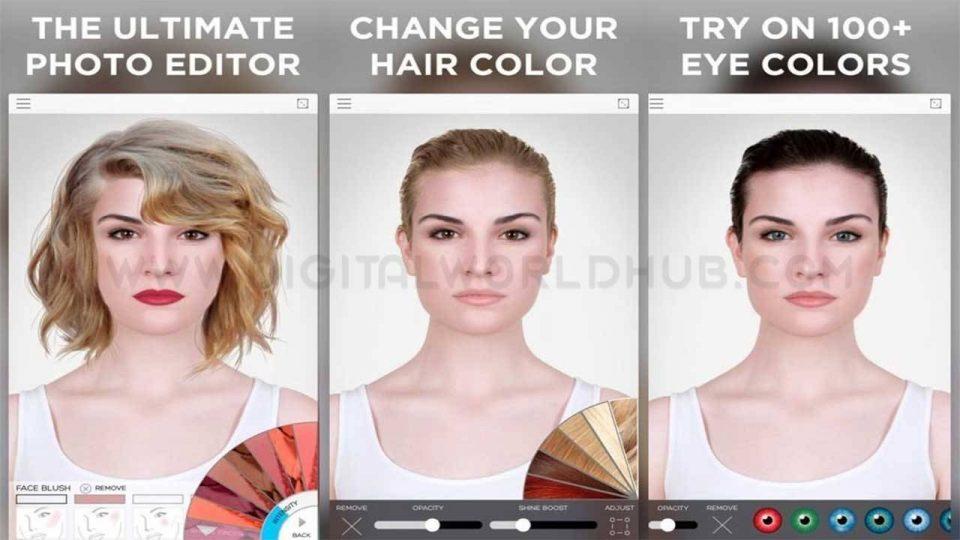 ModiFace Makeup DWH