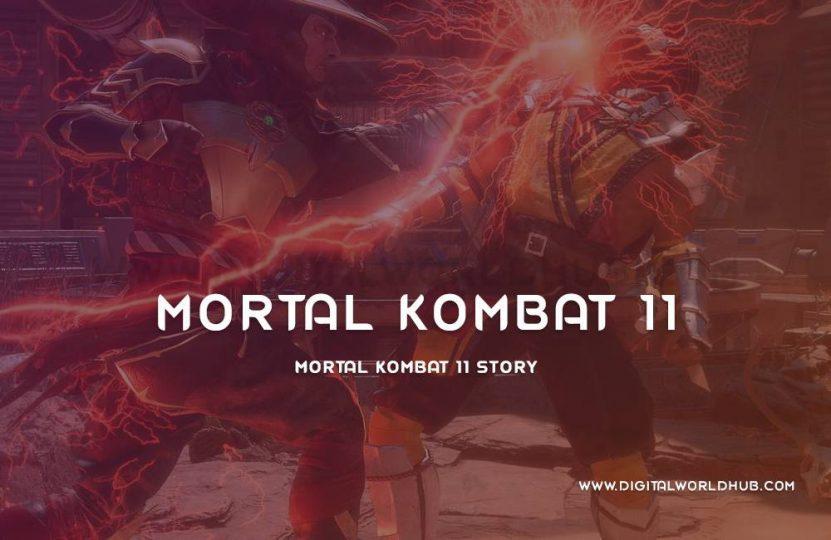 Mortal Kombat 11 DWH1