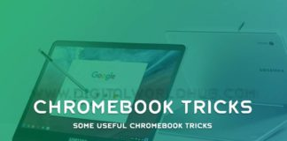 Some Useful Chromebook Tricks