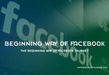 The Beginning Way Of Facebook Journey