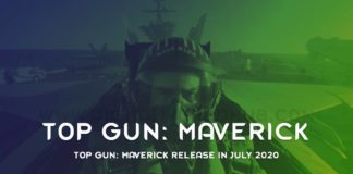 Top Gun Maverick Release In July 2020
