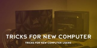 Tricks-For-New-Computer-Users