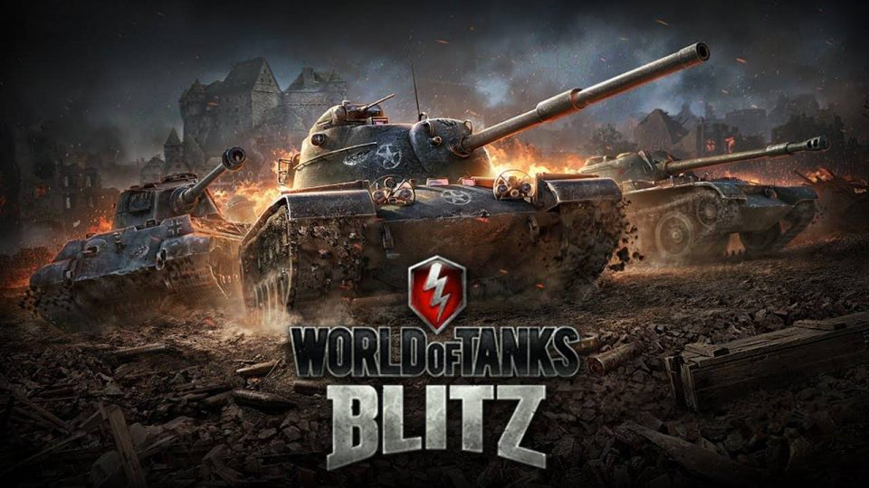 World of Tanks Blitz DWH