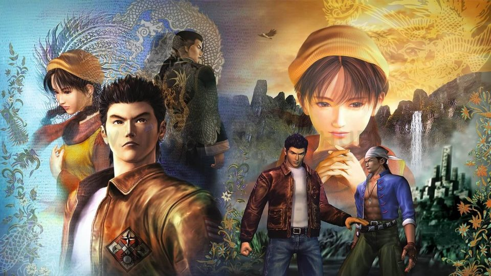 shenmue III DWH5