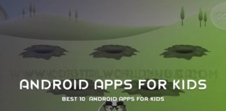 Best-10-Android-Apps-For-Kids