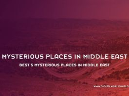 Best-5-Mysterious-Places-In-Middle-East